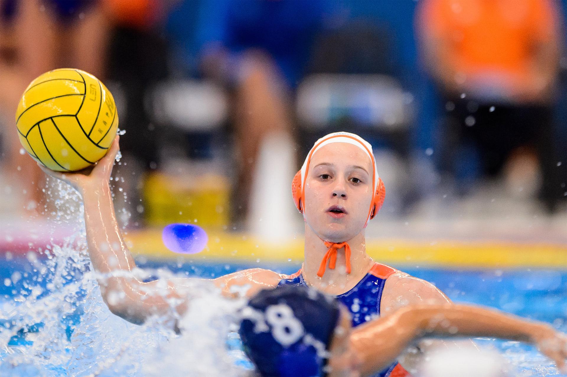 WJK: Jong Oranje naar halve finales