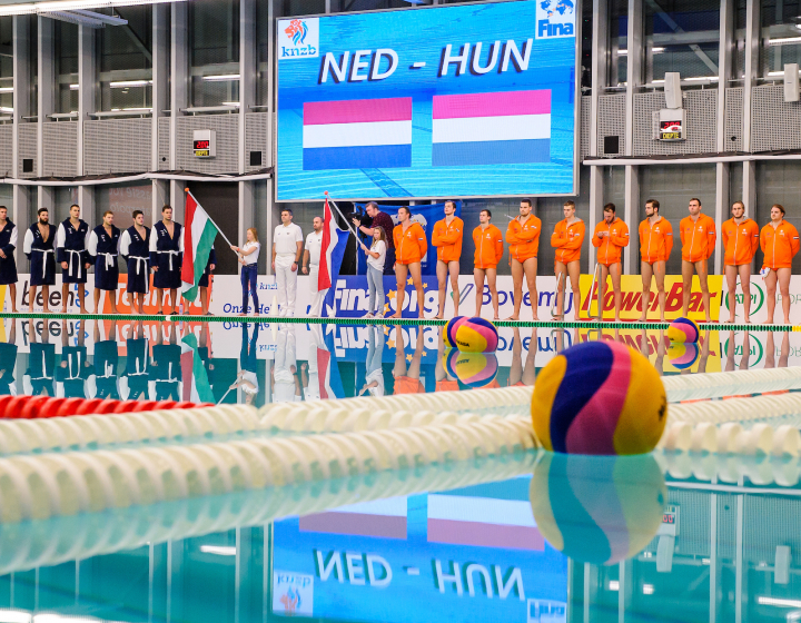 Oranjemannen in World League