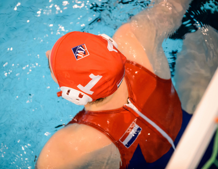 Groots internationaal waterpolotoernooi in Leiden