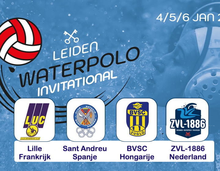 Leiden Invitational 4-6 januari