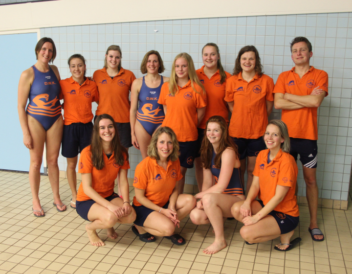 Vacature trainer/coach DWK Dames 1