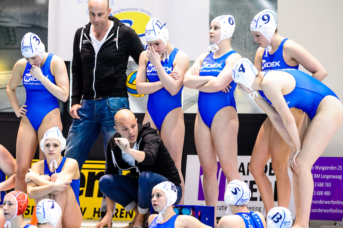 Waterpolo.nl ManMeer!-Cup finale april 2015